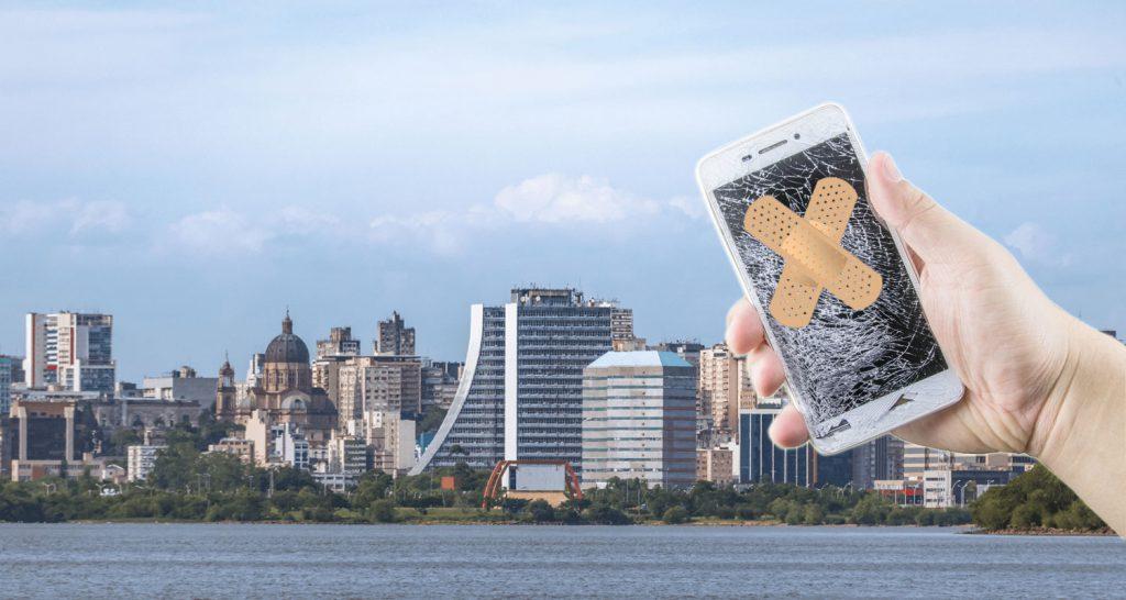 Conserto iPhone Porto Alegre