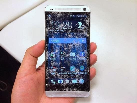5 Risco de usar uma tela de celular iPhone ou Android quebrada!